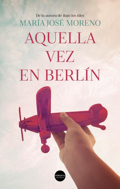Aquella vez en Berlín: portada