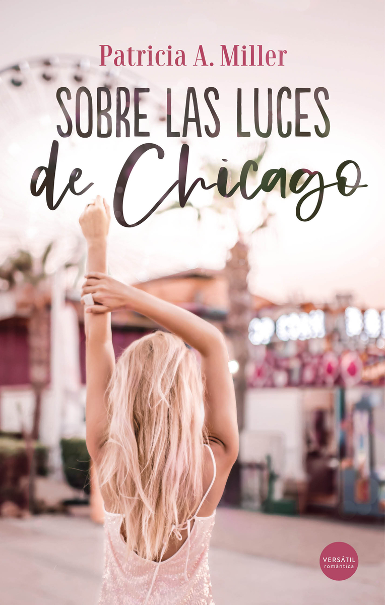Sobre las luces de Chicago: portada