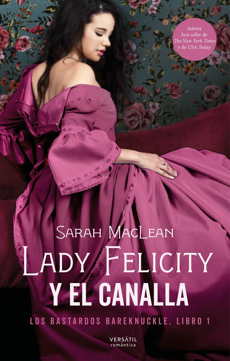 Lady Felicity y el canalla: portada