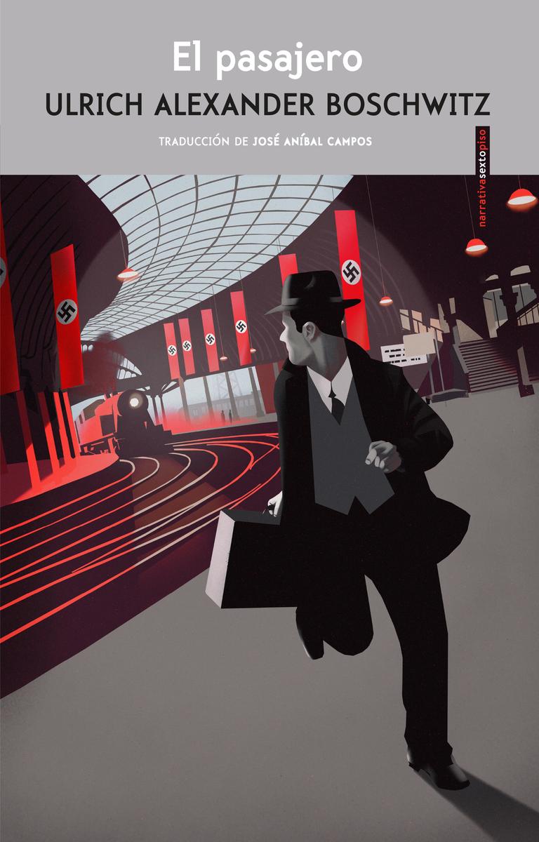 El pasajero (2ª EDICIÓN): portada