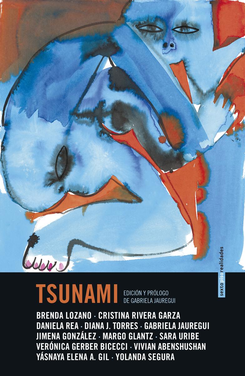 Tsunami México: portada