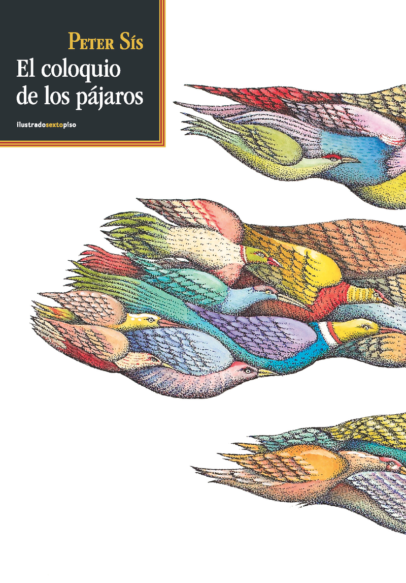 El coloquio de los pájaros (NE): portada