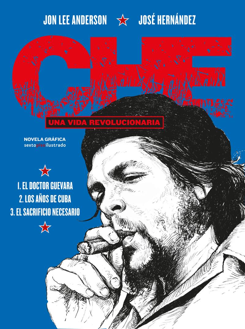 Che. Una vida revolucionaria (Cofre 3 vol.): portada