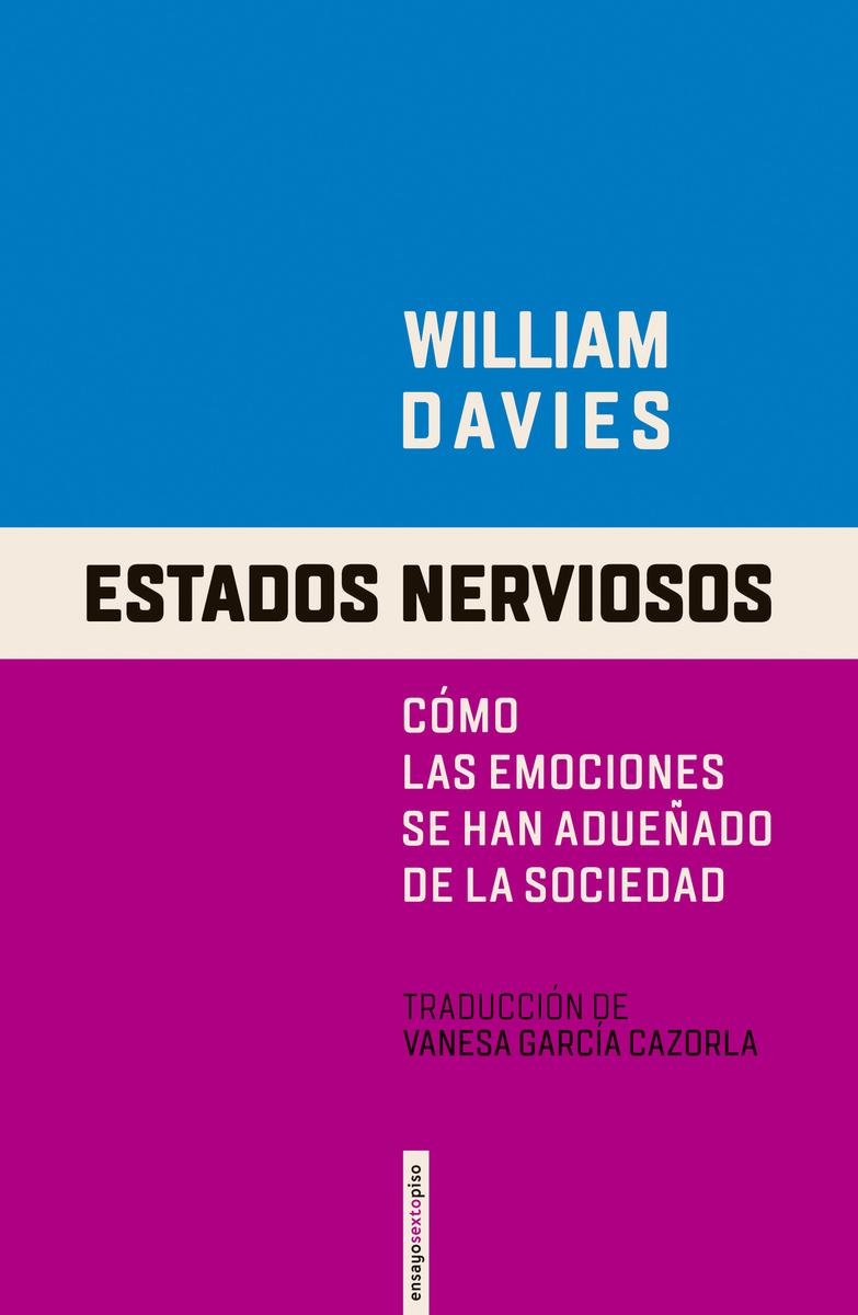 Estados nerviosos (segunda edición): portada