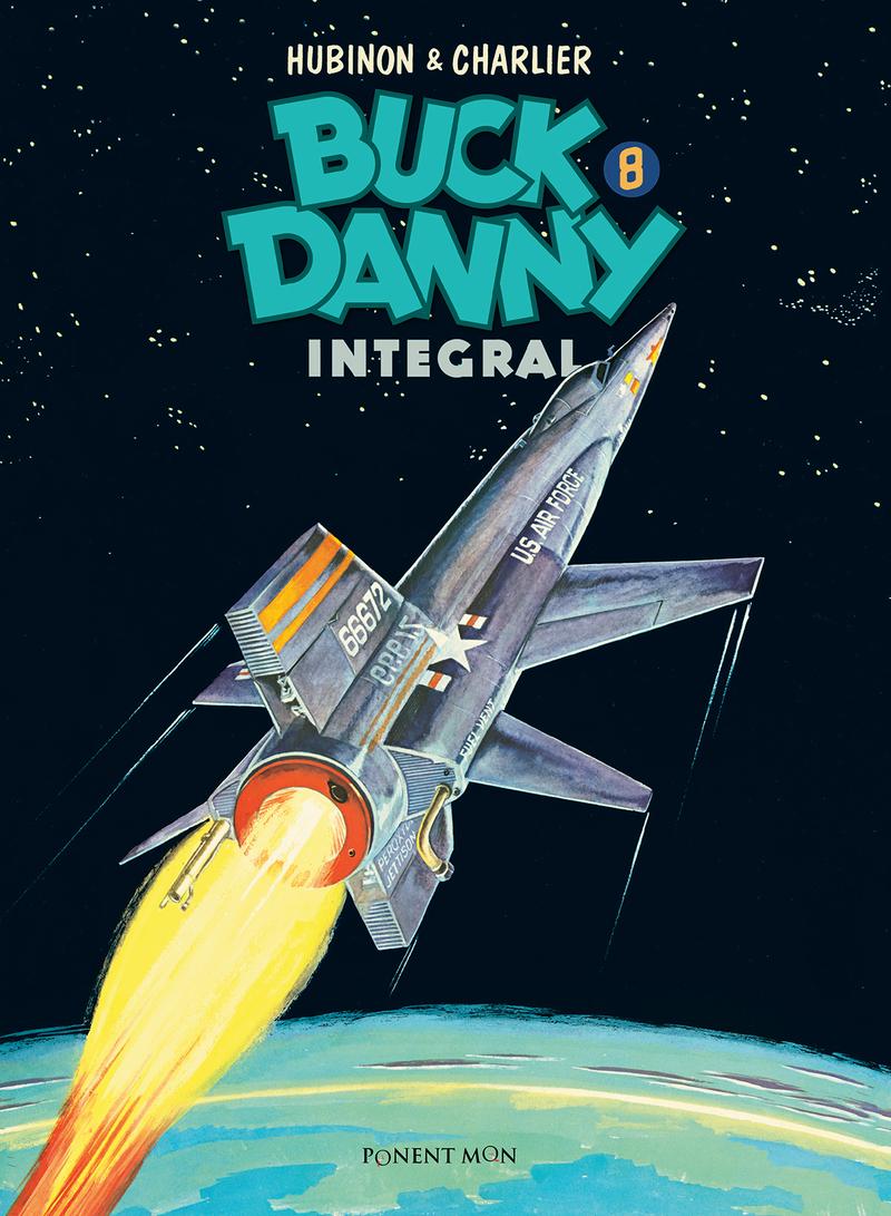 Buck Danny integral 8: portada