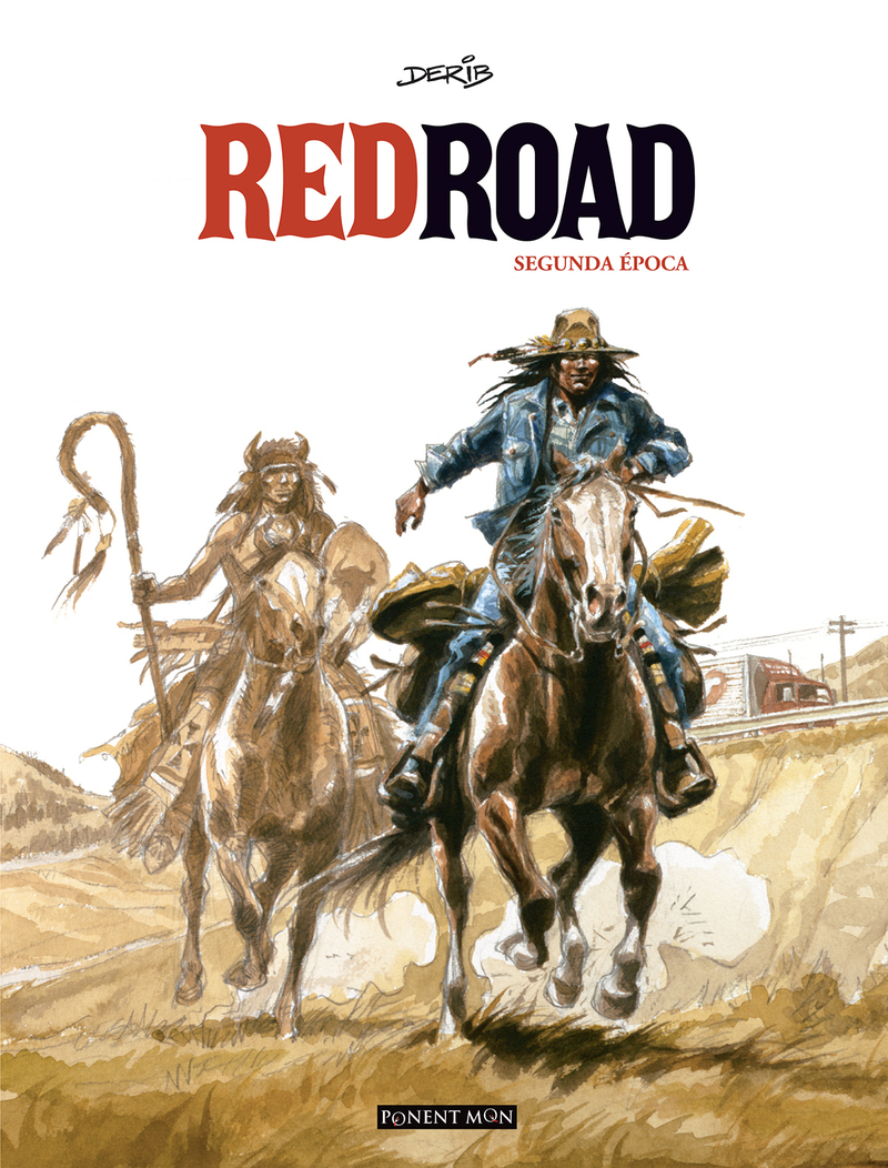 Red Road - Segunda época: portada