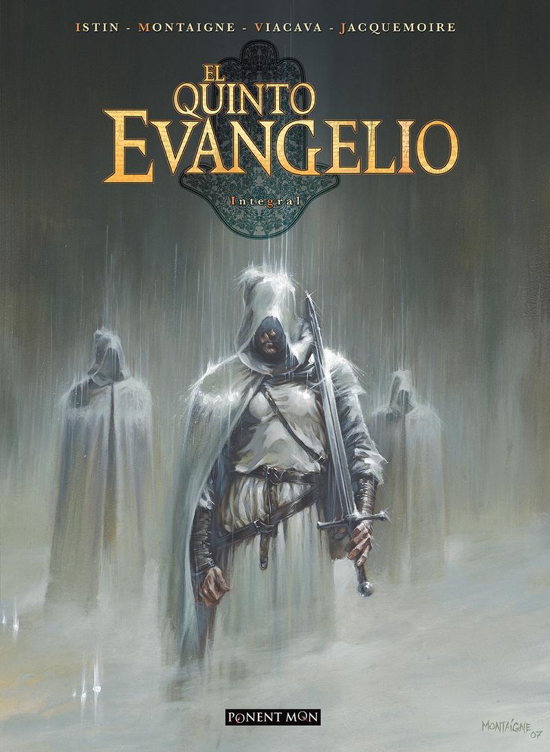 El quinto evangelio integral: portada