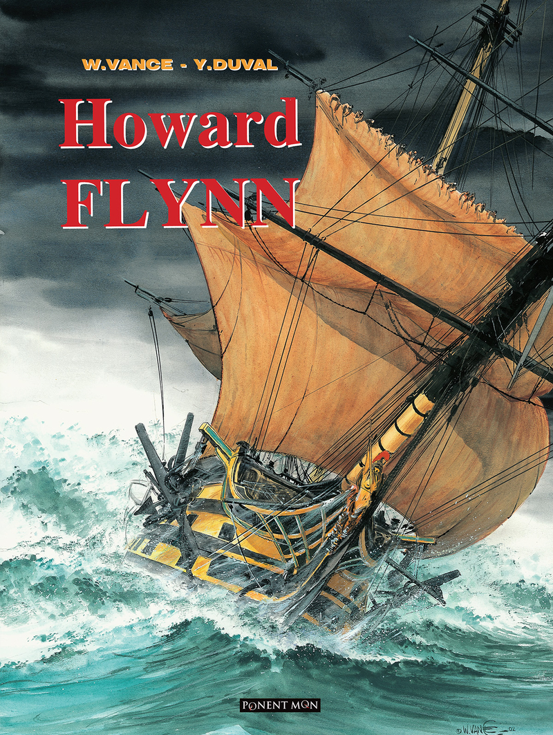 Howard Flynn integral: portada