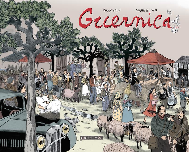 Guernica: portada