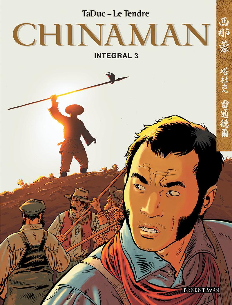 Chinaman integral 3: portada
