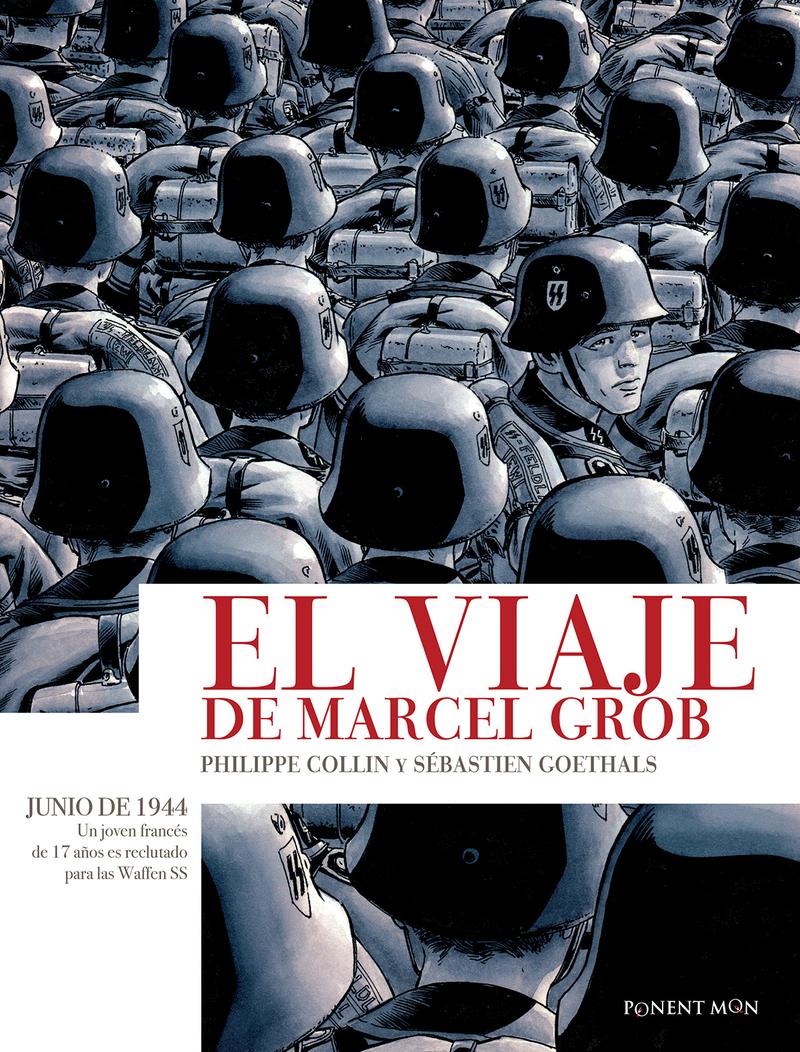El viaje de Marcel Grob: portada