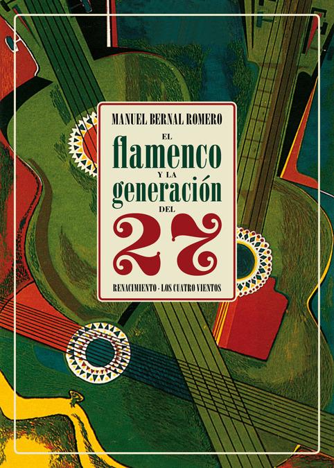 El flamenco y la generación del 27: portada