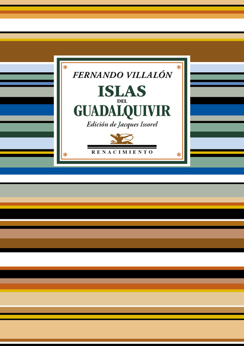 Islas del Guadalquivir: portada