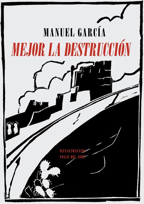 MEJOR LA DESTRUCCIóN: portada