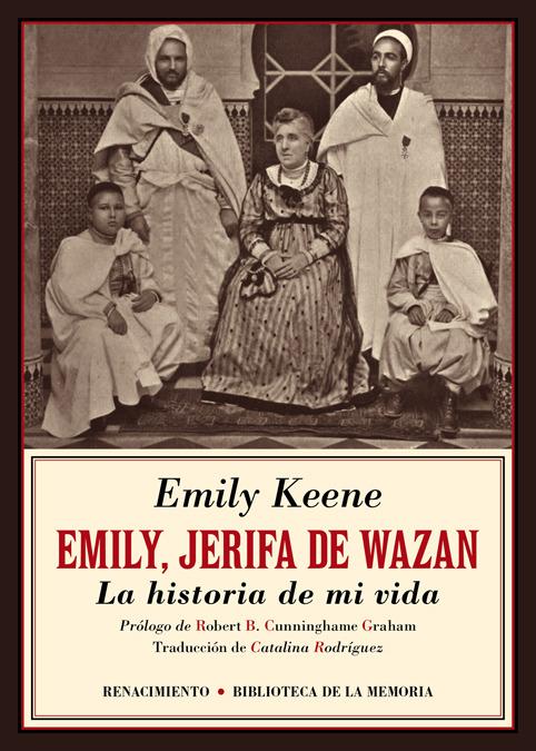 Emily, Jerifa de Wazan. La historia de mi vida: portada