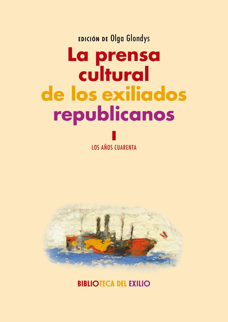 La prensa cultural de los exiliados republicanos. I: portada