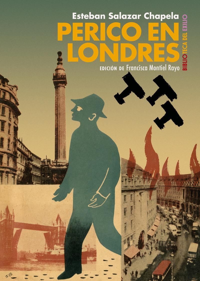 Perico en Londres: portada