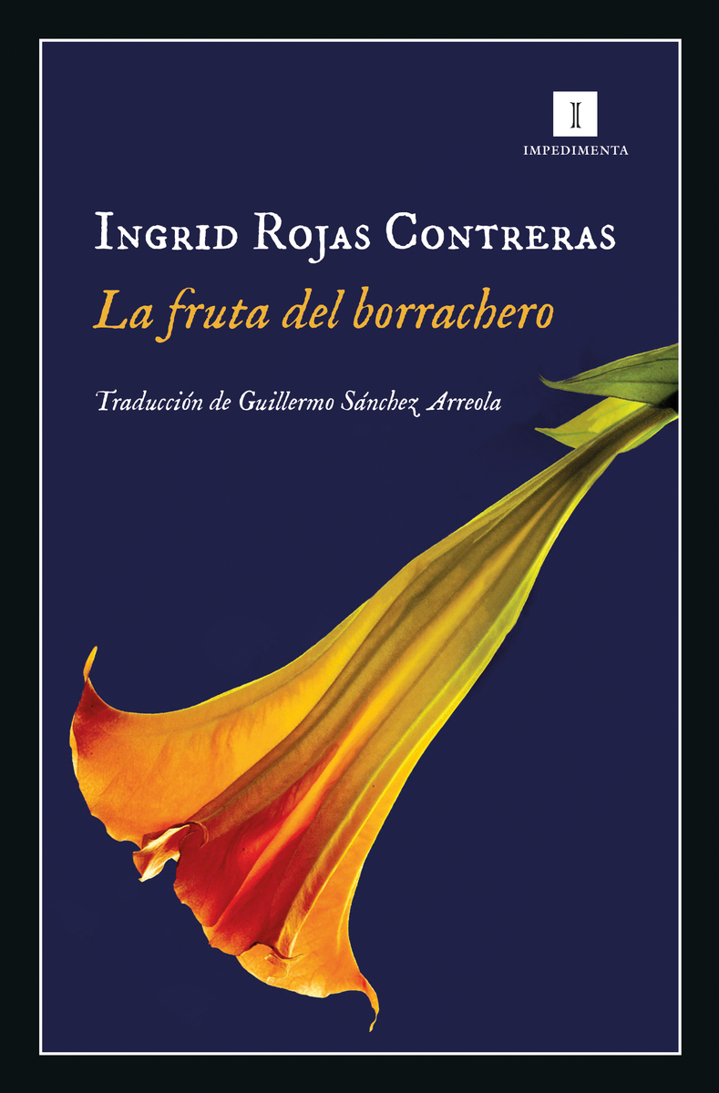 La fruta del borrachero: portada