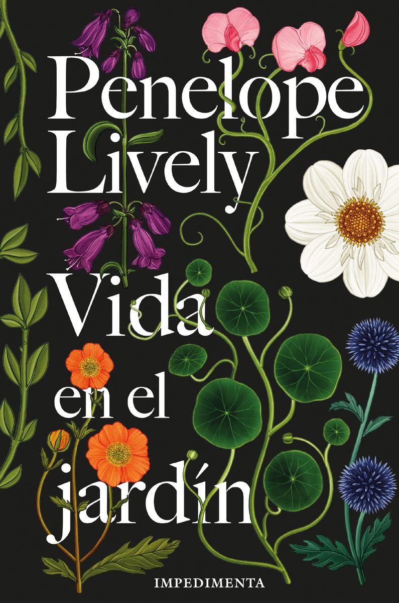 Vida en el jardín: portada