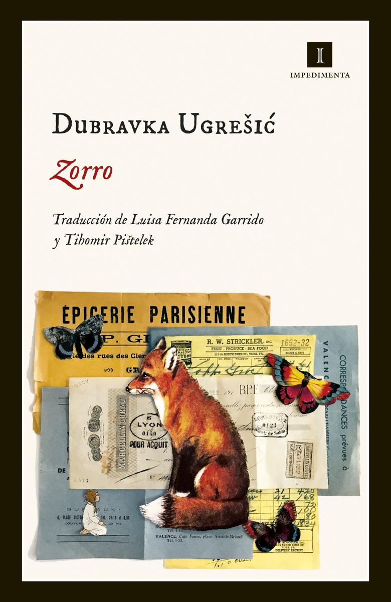 Zorro: portada