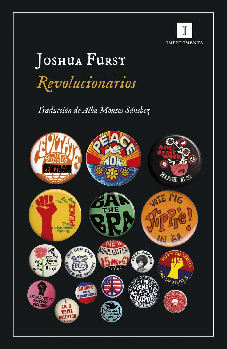Revolucionarios: portada