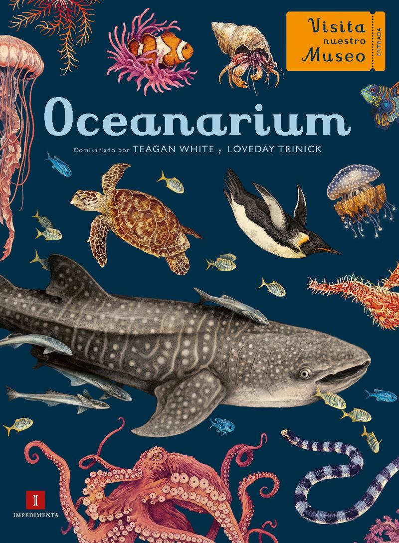 Oceanarium: portada