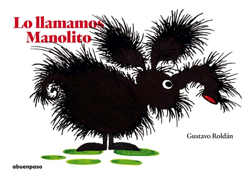 Lo llamamos Manolito: portada