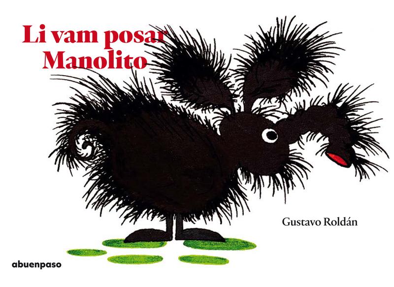 Li vam posar Manolito: portada