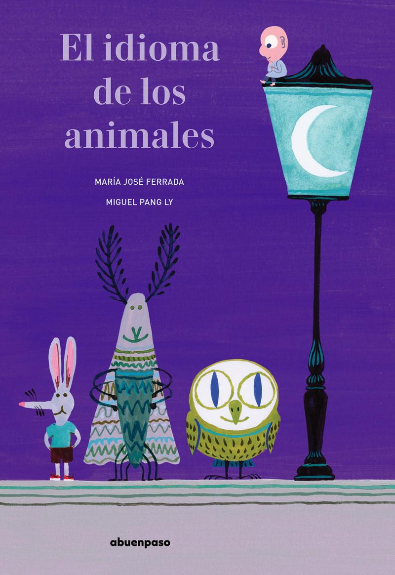 El idioma de los animales: portada