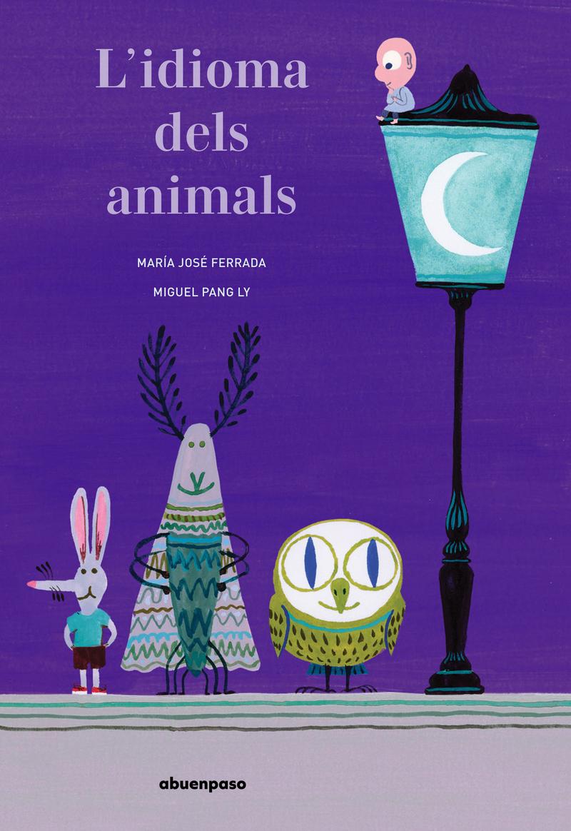 L'idioma dels animals: portada