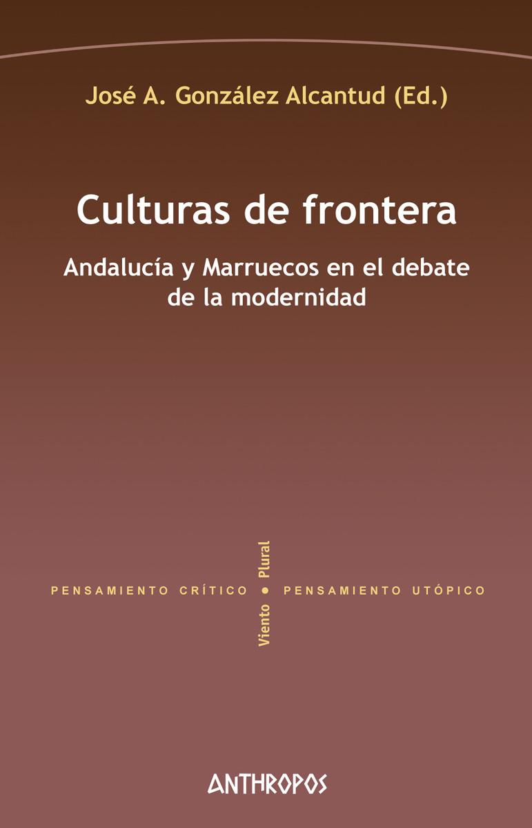 CULTURAS DE FRONTERA: portada