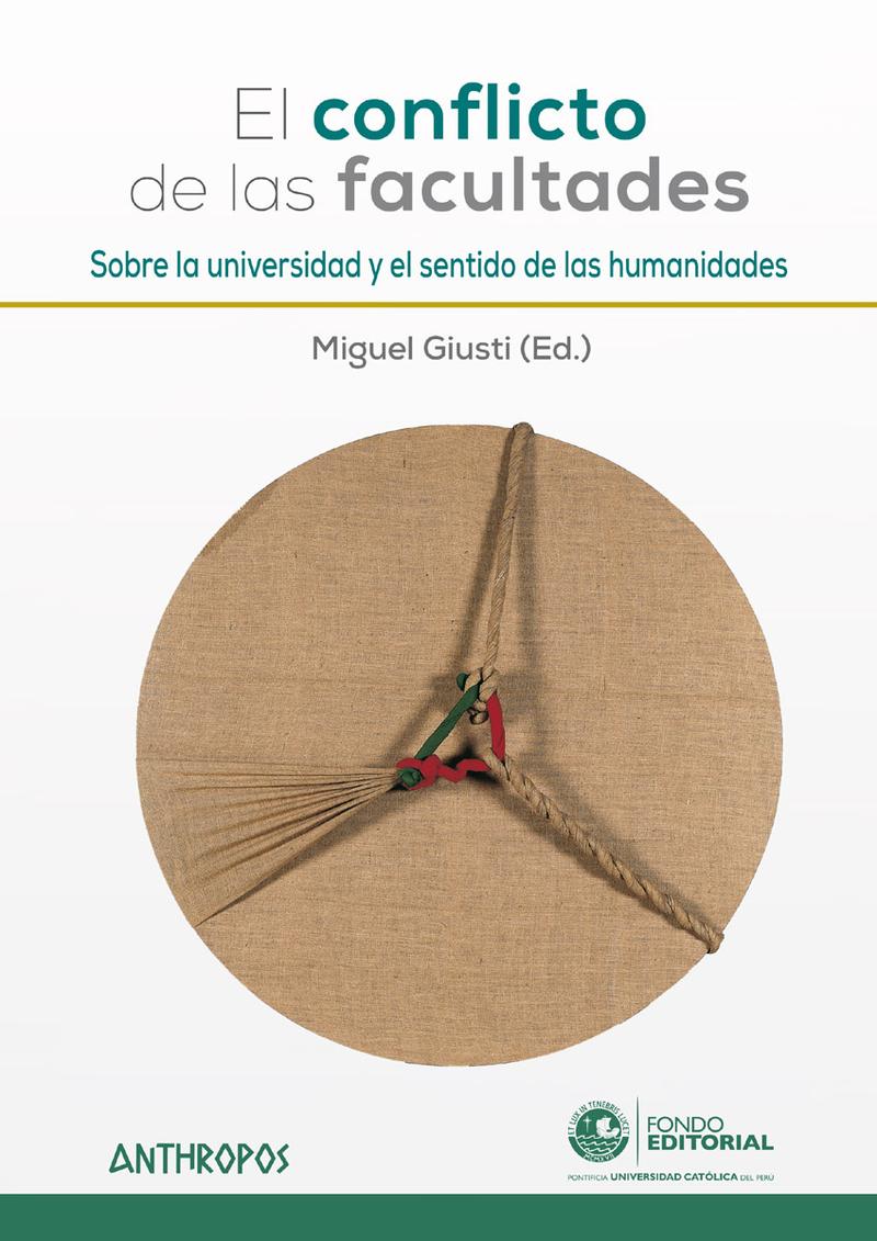 EL CONFLICTO DE LAS FACULTADES: portada