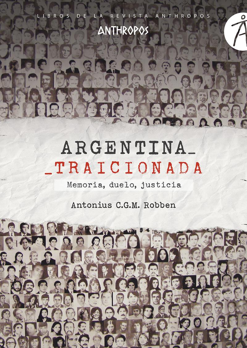 ARGENTINA TRAICIONADA: portada
