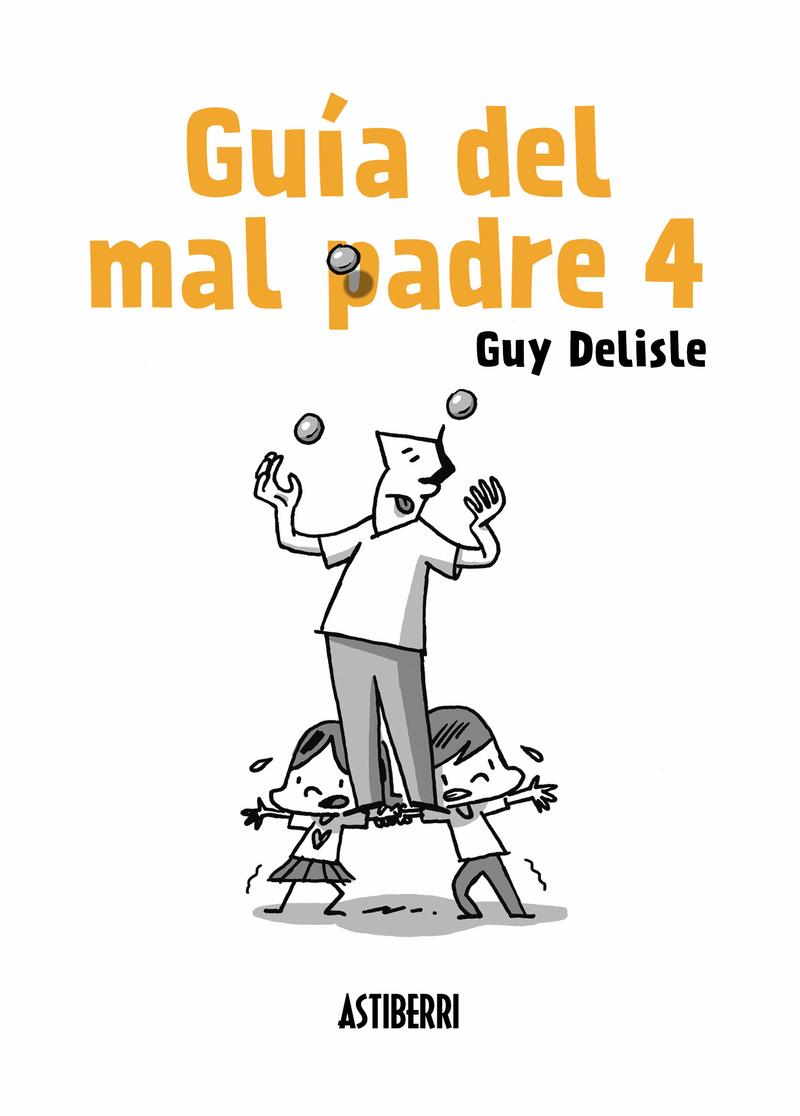 GUíA DEL MAL PADRE 4: portada