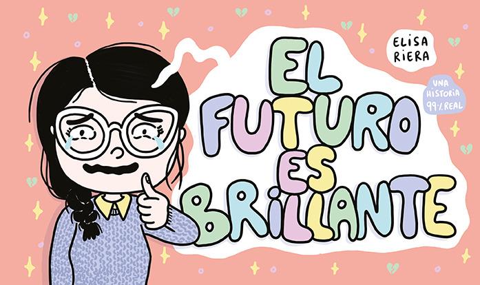 EL FUTURO ES BRILLANTE: portada