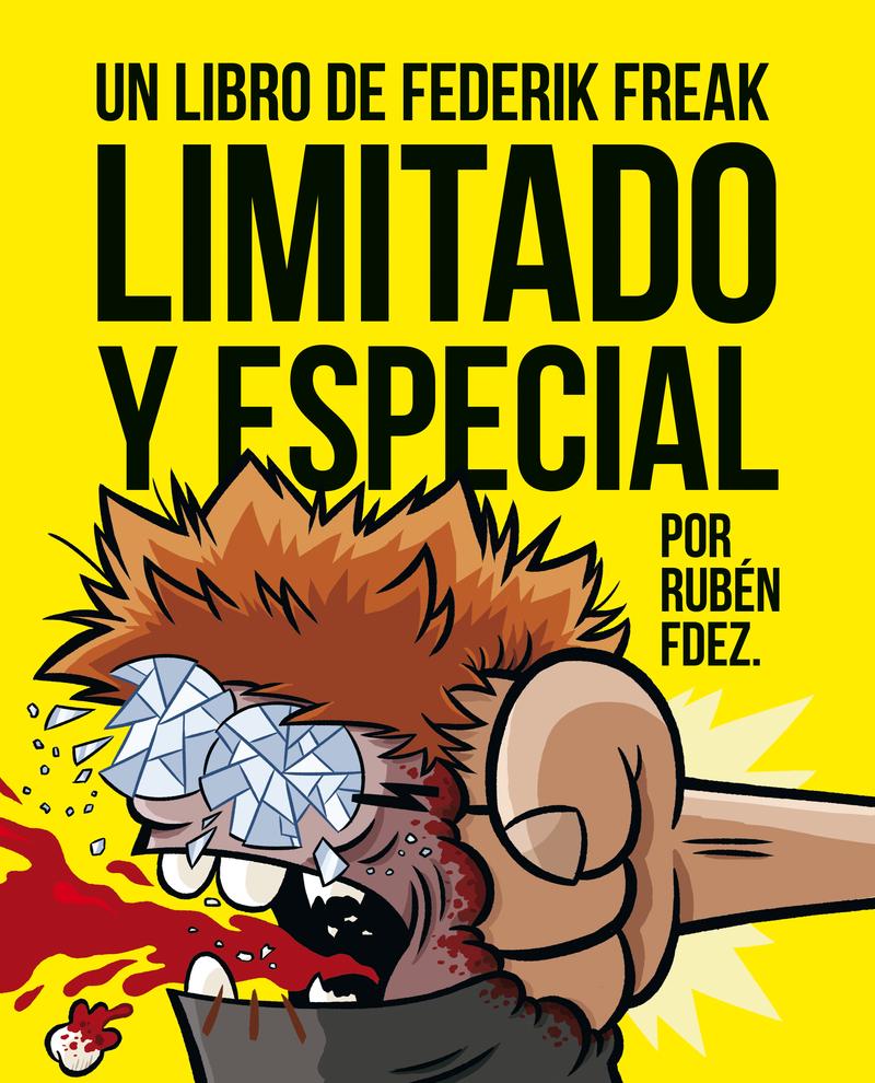 LIMITADO Y ESPECIAL: portada