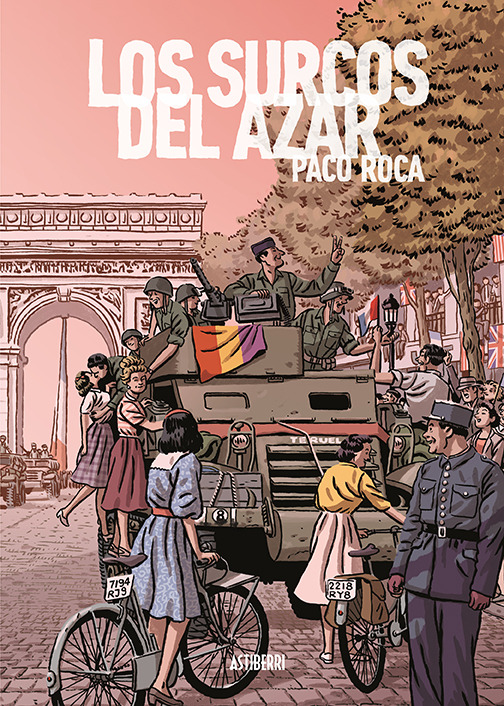 LOS SURCOS DEL AZAR. 2.ª EDICIÓN AMPLIADA: portada