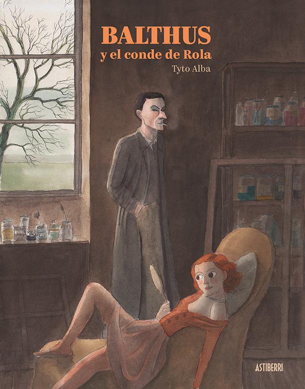 BALTHUS Y EL CONDE DE ROLA: portada