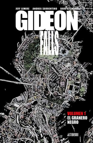 GIDEON FALLS 1. EL GRANERO NEGRO 2.ª ED.: portada
