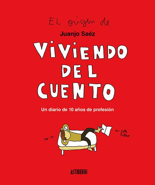 VIVIENDO DEL CUENTO: portada