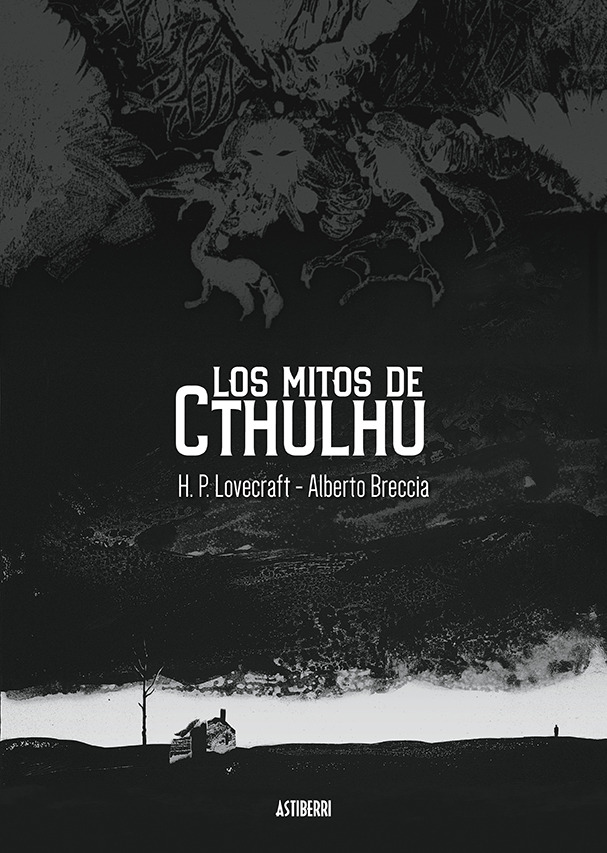 LOS MITOS DE CTHULHU 2.ª ED.: portada