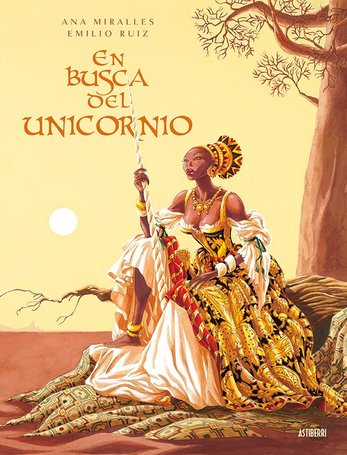 EN BUSCA DEL UNICORNIO. EDICIÓN INTEGRAL: portada
