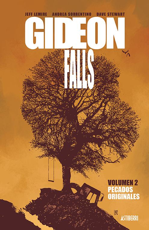 GIDEON FALLS 2. PECADOS ORIGINALES 2.ª ED.: portada