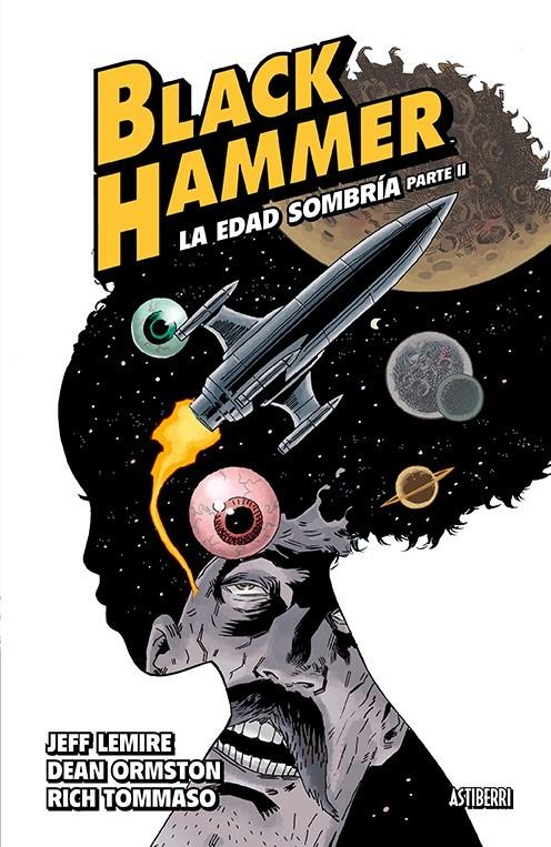 BLACK HAMMER 4. LA EDAD SOMBRíA 2: portada