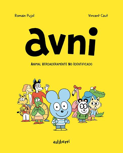 AVNI 1: portada