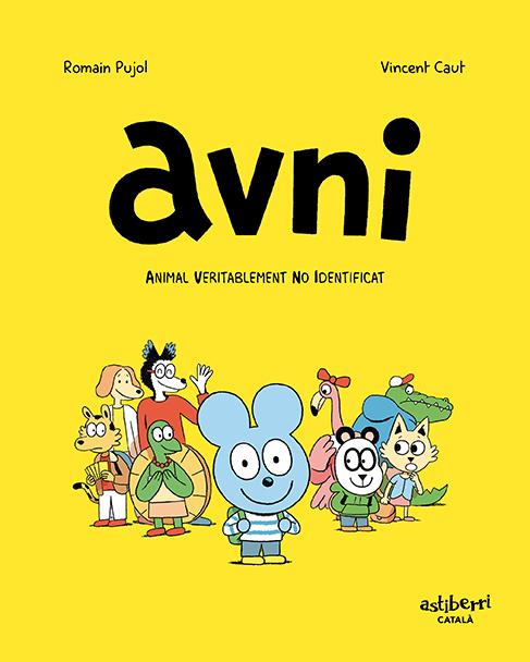 AVNI 1 (CATALÀ): portada