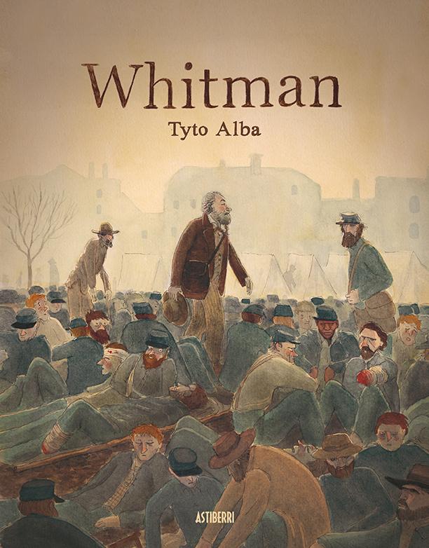 WHITMAN: portada