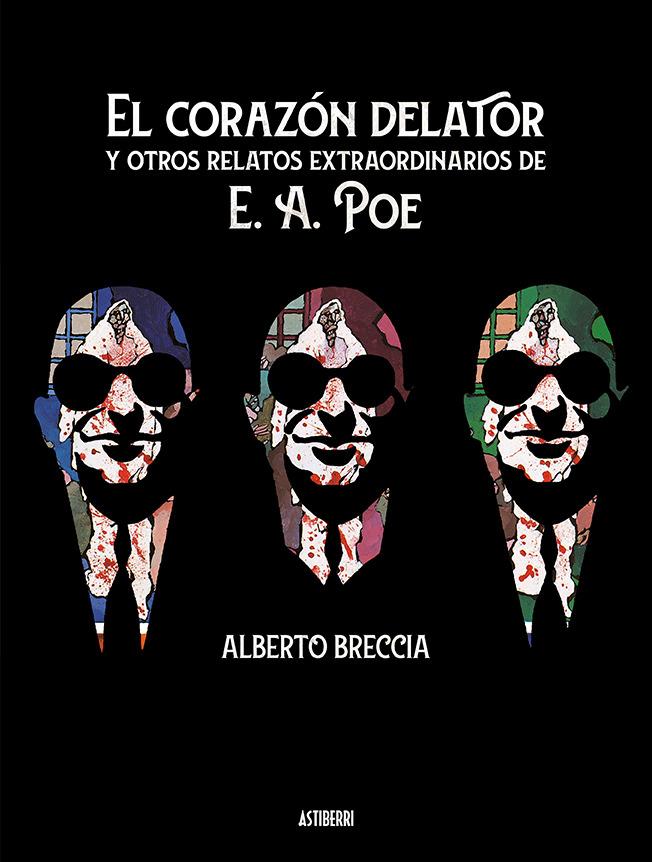 EL CORAZÓN DELATOR Y OTROS RELATOS EXTRAORDINARIOS DE POE: portada