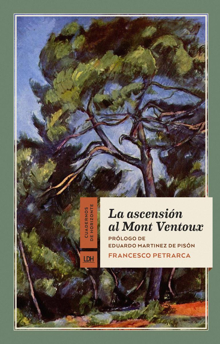 La ascensión al Mont Ventoux: portada