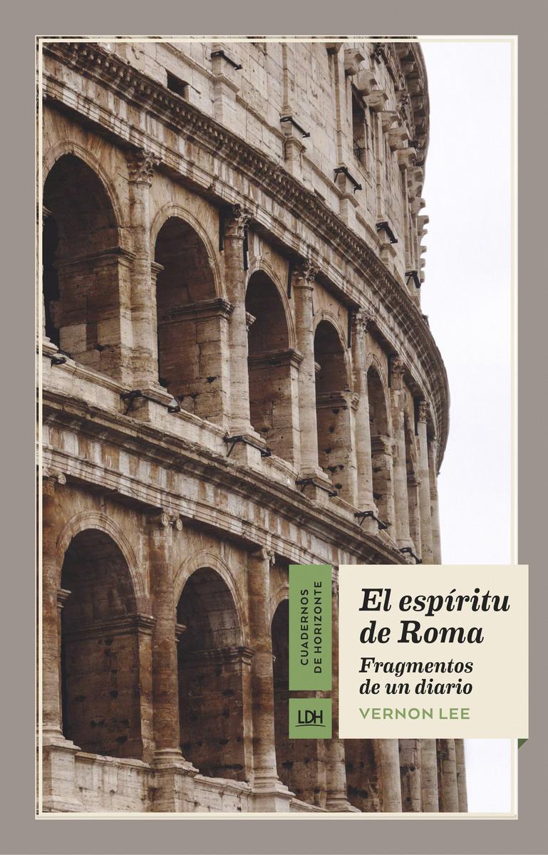 El espíritu de Roma: portada